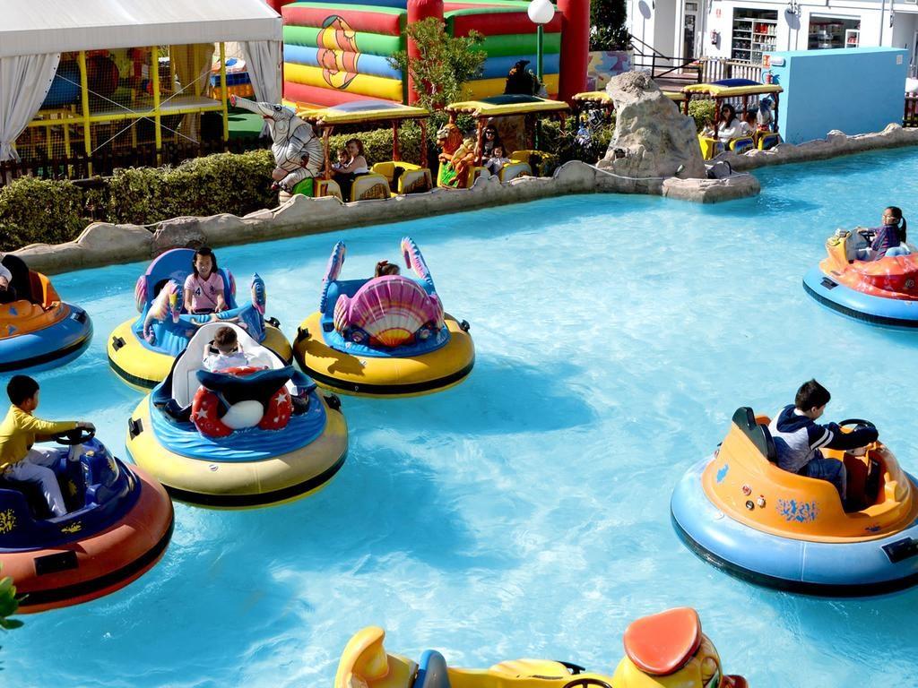 Hoteles con toboganes en castell n y pe scola 2018 - Hoteles en castellon con piscina ...