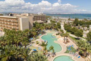 Vistas del hotel palas pineda, Tarragona