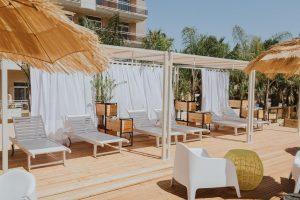 Zona de relajación del hotel palas pineda, Tarragona