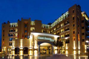 Hotel con toboganes en Murcia