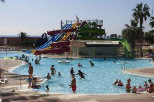 Hotel para niños en Almería