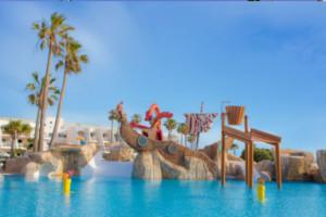 Hotel con parque acuático en cádiz