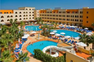 Hotel con toboganes en huelva