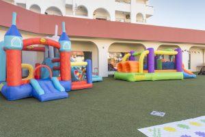 Castillos para niños