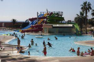 Hoteles con toboganes en España