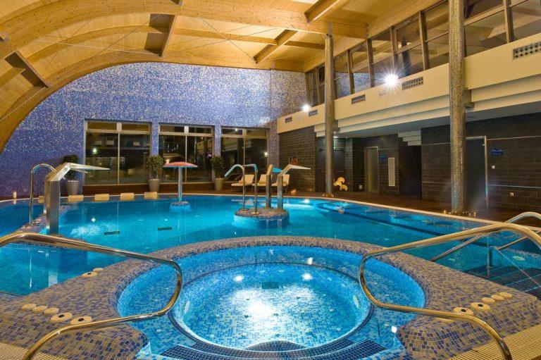 spa del hotel elba costa ballena