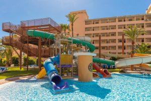 Hotel con toboganes en Benidorm