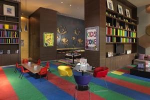 hotel con toboganes para niños en Cancún