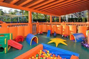 excelente hotel para niños en Málaga