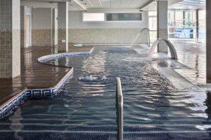 Hoteles con toboganes y spa en Salou