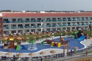 Hoteles con toboganes en chipiona