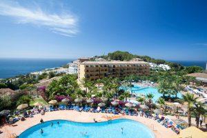 Grandioso hotel para niños en La Herradura