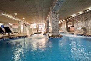 impresionante hotel para niños en Granada