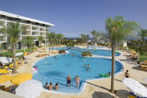 Hotel con toboganes en Portugal