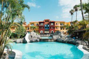 Hoteles con toboganes en Tenerife