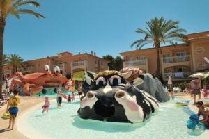 buen hotel para familias con hijos en Mallorca