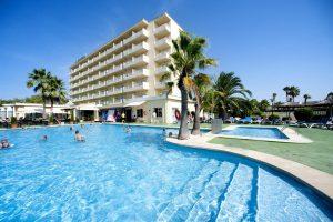 gran hotel para niños en Mallorca
