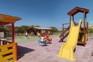 excelente hotel con parque infantil en Tenerife