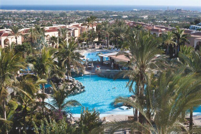 Hoteles para niños en Gran Canaria