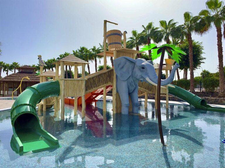 Hoteles con parque acuático en Gran Canaria