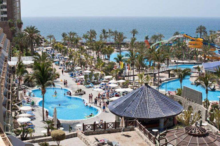 Hoteles con toboganes en Gran Canaria