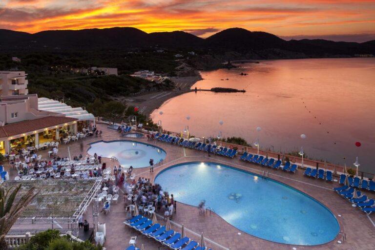 Hoteles para niños en Ibiza