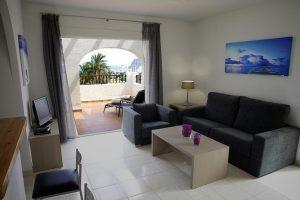 paradisíaco hotel con toboganes para niños en Alicante