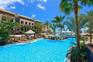 excelente hotel con Toboganes en Tenerife