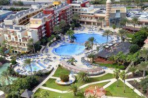 Hotel con toboganes fuerteventura