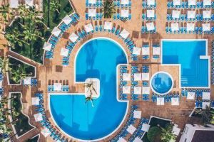 impresionante hotel ideal para niños en Tenerife