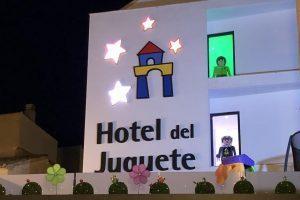 divertido hotel temático para niños en Alicante