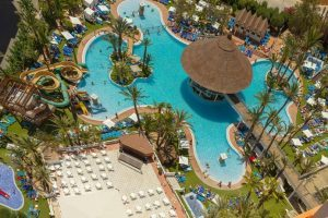 Hotel con toboganes en Alicante Playa